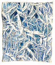 Simon Hantai, Untitled (Pliage), 1971