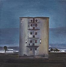 Karin Kneffel, Aus: Zwielicht, 1994