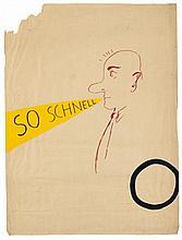 Sigmar Polke, C-Mann, 1963