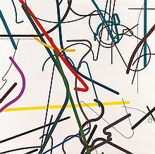 Zdenek Sýkora, Linien Nr. 49, 1987