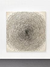 Günther Uecker, Spirale I, 1997