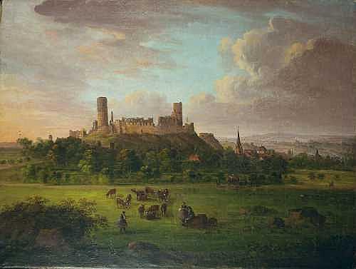 JOHANN JAKOB DIEZLER 1789 Ehrenbreitstein - 1855