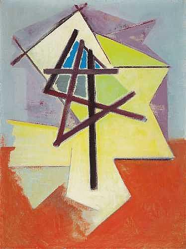 Contemporary Art: OTTO RITSCHL Erfurt 1885 - 1976