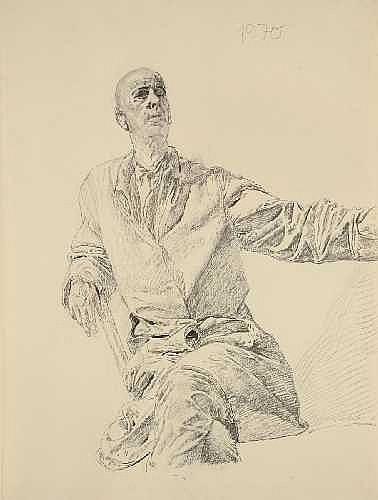 Contemporary Art: WERNER TÜBKE Schönbeck 1929 -