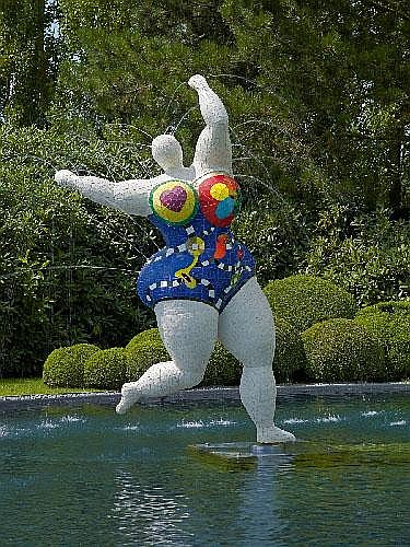 Contemporary Art: NIKI DE SAINT PHALLE