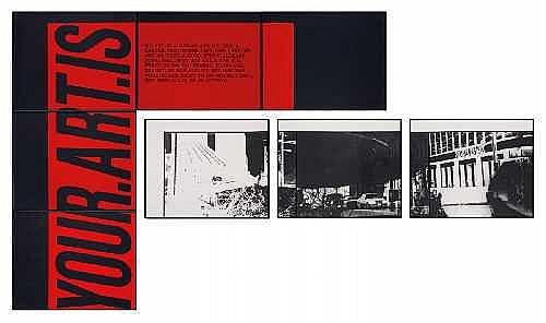 Contemporary Art: JOCHEN GERZ Berlin 1940 YOUR ART