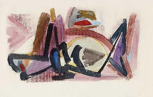 Contemporary Art: HANN TRIER Kaiserswerth 1915 -