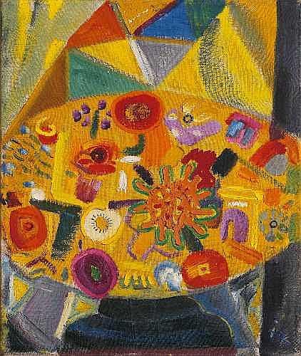 IDA KERKOVIUS Riga 1879 - 1970 Stuttgart FLOWERS