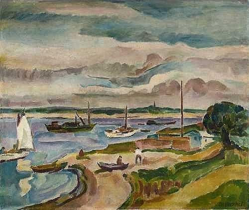 EDUARD DOLLERSCHELL 1887 - Elberfeld - 1948