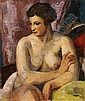 CHARLES KVAPIL Antwerp 1884 - 1957 Paris FEMALE, Charles Kvapil, Click for value
