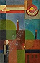 FRANZ WILHELM SEIWERT 1894 - Cologne - 1933 DETAIL, Franz Wilhelm Seiwert, Click for value