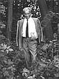 [ Photographs ] STEFAN MOSES Liegnitz/Schlesien 1928 Willy Brandt, Politiker, Siebengebirge (Serie: Die grossen Alten) 1983 Gelatinesilberabzug 1980er Jahre. 37,2 x 27,6 cm, Blattgrosse 40,3 x 30,4 cm. Ruckseitig mit Photographenstempel und mit, Stefan Moses, Click for value
