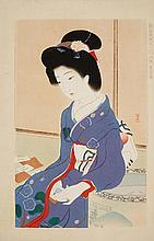 Ikeda Terukata (1883-1921)
