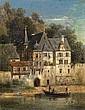 PETER BECKER 1828 Frankfurt/Main - 1904 Soest