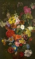 LUDWIG BARTNING 1876 Hamburg - 1956 Berlin FLOWERS