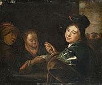 JAN DE LAGOOR tätig in Haarlem 1645 - 1671