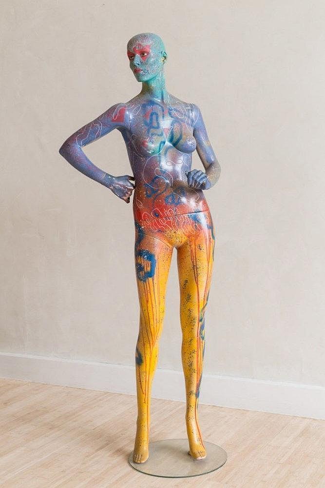 Kool Koor, Mannequin, 1994