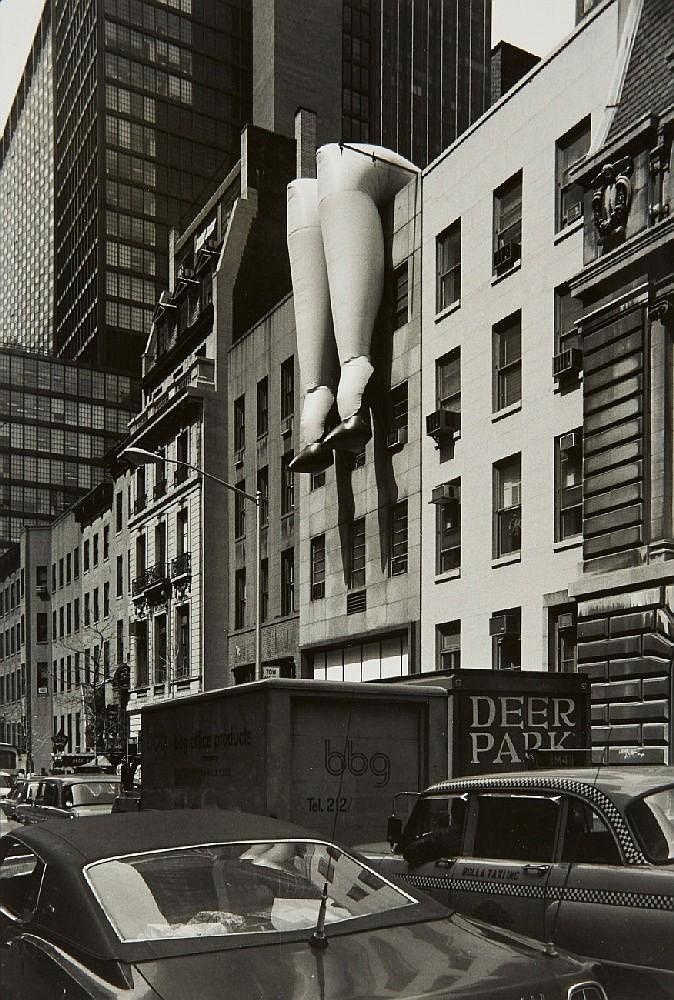 Elliott Erwitt, New York City, 1978