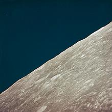 NASA, Moon view, Apollo 11, 1969