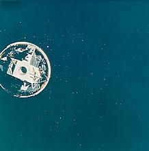 NASA, Transposition and docking, Apollo 15, 1971