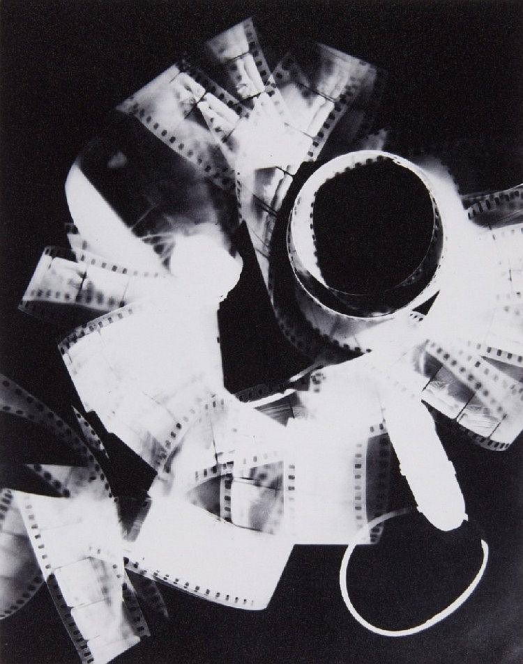 Man Ray (Emmanuel Rudnitzky), Untitled (Rayograph), c. 1930