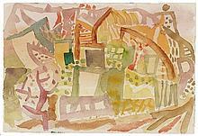 Eduard Bargheer, Giardino Mediterraneo, 1959