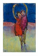 Emil Nolde, Freude, After 1945
