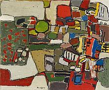 Corneille, Jeune Paysage, 1960