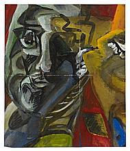 Sandro Chia, Untitled (18 marzo), 1987