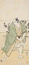 Katsukawa Shunshô (1726-1792) and Katsukawa Shunkô (1743-1812)