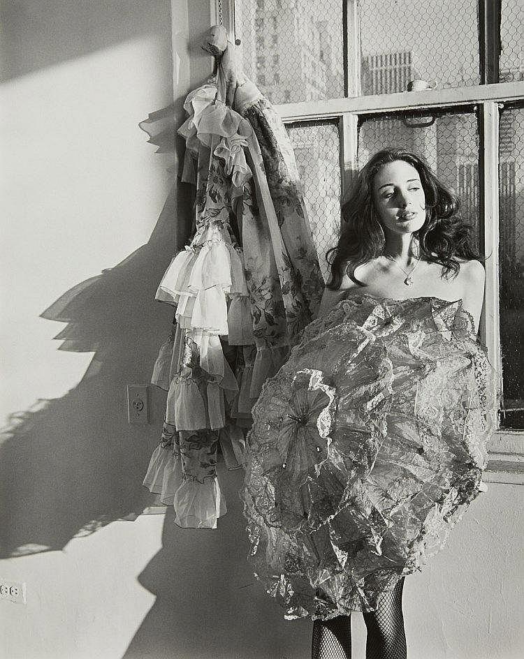 Joyce Baronio, Untitled (from the series: 42nd Street Studio), 1979