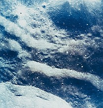 NASA, Moon view, Apllo 8,  1968