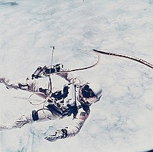 NASA, Edward H. White, Gemini IV,  1965