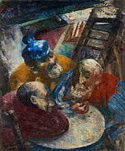 Will Sohl, Im Boot, 1937