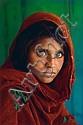 STEVE MCCURRY, Afghan Girl, Pakistan, Steve McCurry, Click for value
