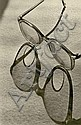 MAX BAUR, Glasses made of Bifokal glass, Max Baur, Click for value