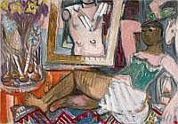 CHARLES CRODEL Marseille 1894 - 1973 München