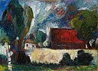 BERNHARD HOETGER Hörde i.W. 1874 - 1949 Interlaken