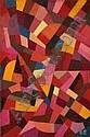 OTTO FREUNDLICH Stolp/Pommern 1878 - 1943, Otto Freundlich, Click for value