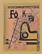 LAJOS KASSÁK, Fóka, Lajos Kassak, Click for value