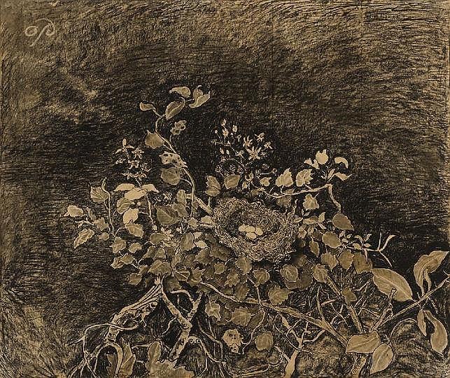 OTTO PANKOK, Das Nest (The Nest)