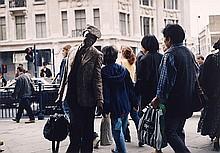 PHILIP-LORCA DICORCIA, London, 1995