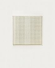 HARTMUT BOEHM, Quadratrelief 69, 1970