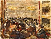 Max Liebermann, Konzert in der Oper, 1919