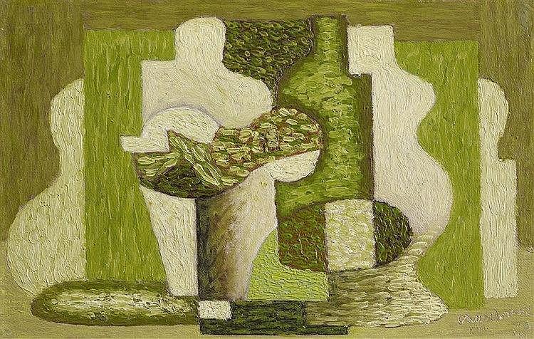 Serge Charchoune, Composition, 1944