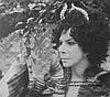 Leonor Fini, Sujet en or, 1973