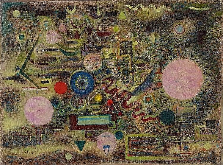 Boris Kleint, Spiel mit Monden und Schlangen, 1944