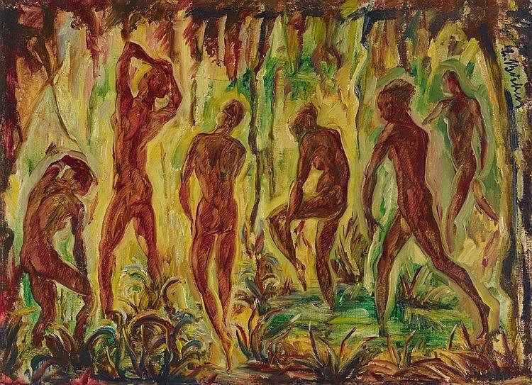 Lorenz Bösken, Vom Schatten ins Licht, Circa 1920-1925