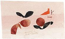 Julius Bissier, 22.3.65 K, 1965