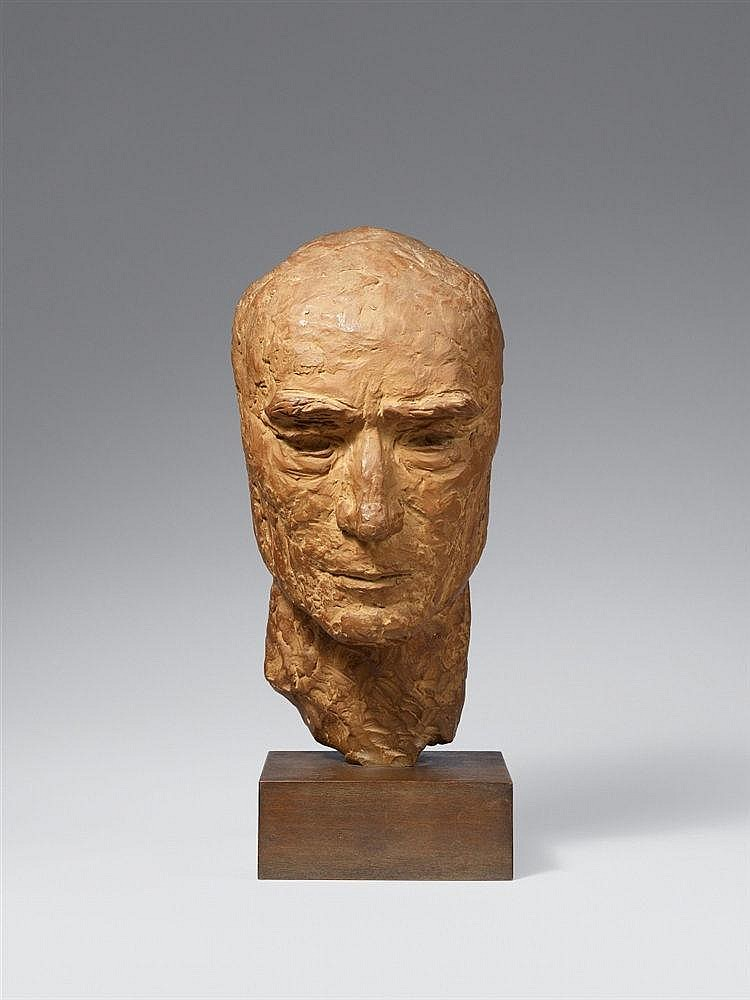 Renée Sintenis, Porträt André Gide, 1928